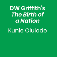 <i>Birth of a Nation</i>