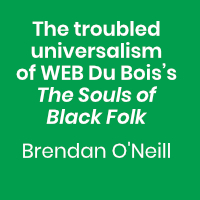 <i>The Souls of Black Folk</i>